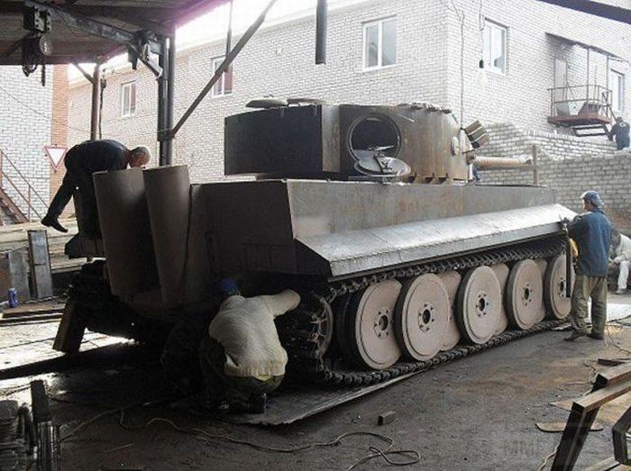 5319 - Деревянный танк