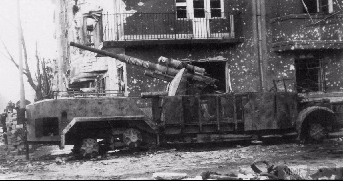 53197 - Военное фото 1941-1945 г.г. Восточный фронт.