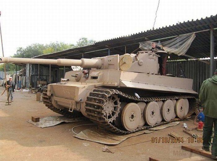 5320 - Деревянный танк