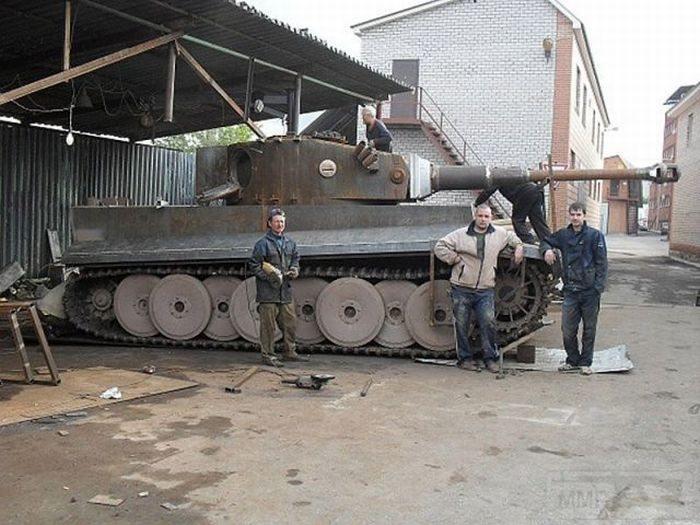 5321 - Деревянный танк