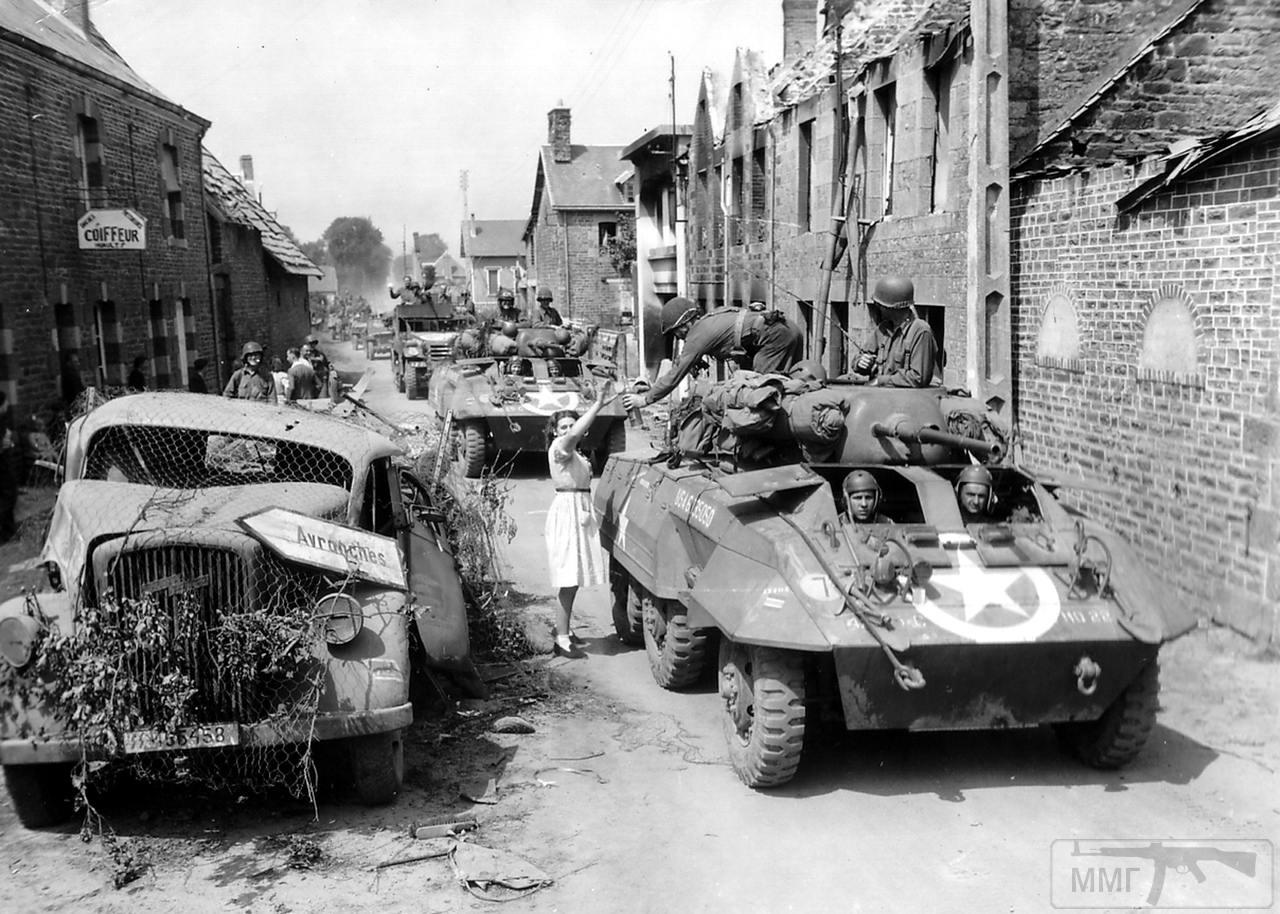 53210 - Военное фото 1939-1945 г.г. Западный фронт и Африка.