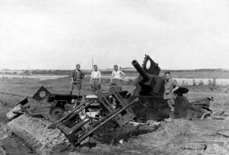 53212 - Военное фото 1941-1945 г.г. Восточный фронт.