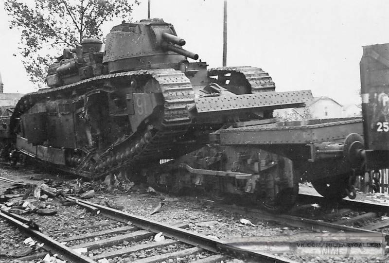53214 - Французская кампания 1939-1940