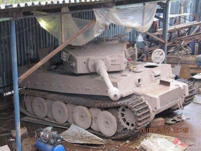 5322 - Деревянный танк