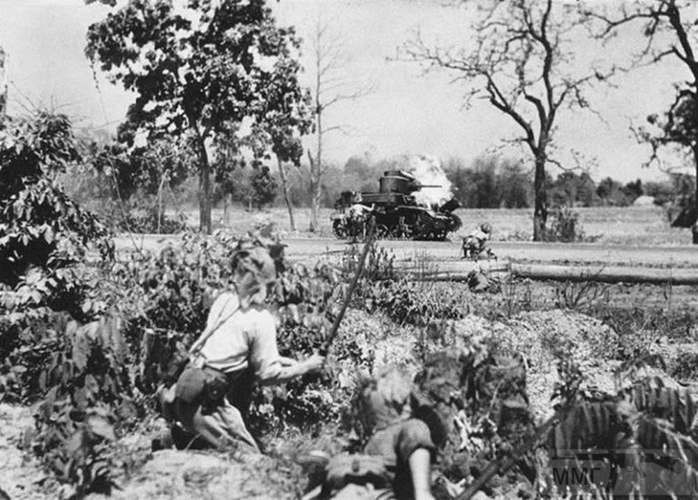 53220 - Военное фото 1941-1945 г.г. Тихий океан.