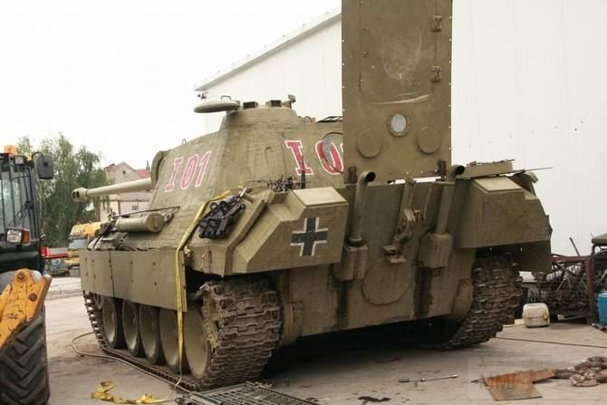 5325 - Деревянный танк