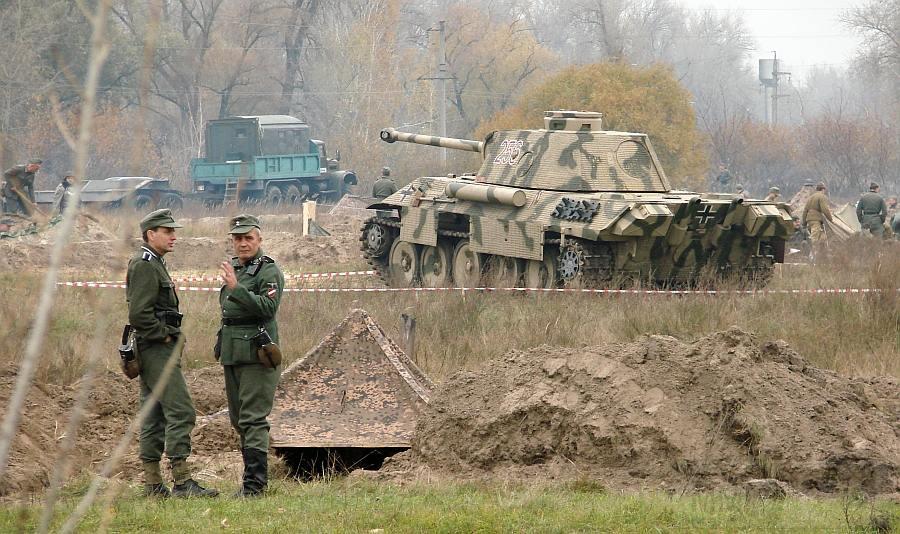 5326 - Деревянный танк