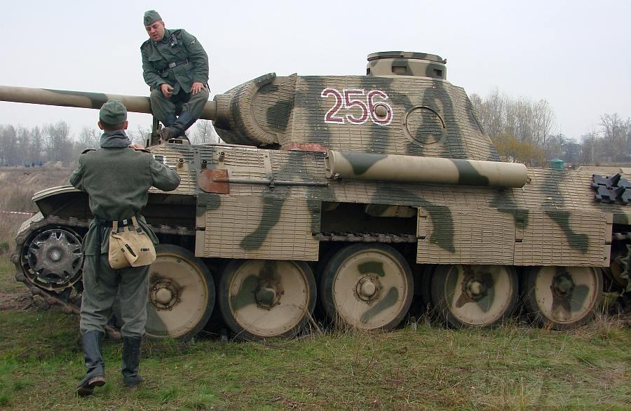 5328 - Деревянный танк