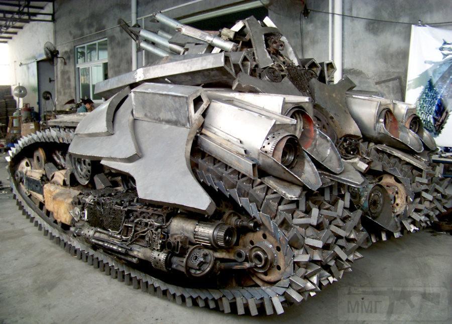 5329 - 4,5-метровый Танк Megatron