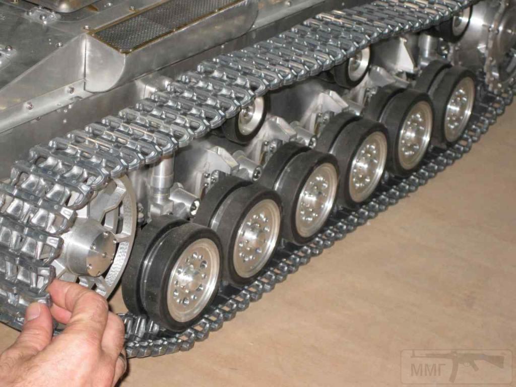5332 - Деревянный танк