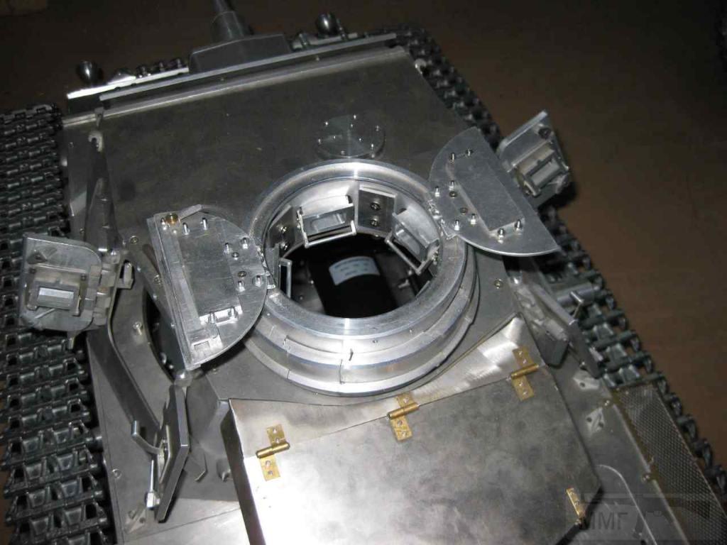 5333 - Деревянный танк