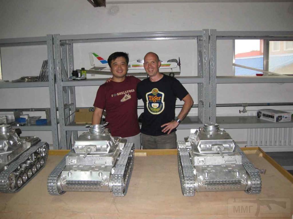 5334 - Деревянный танк