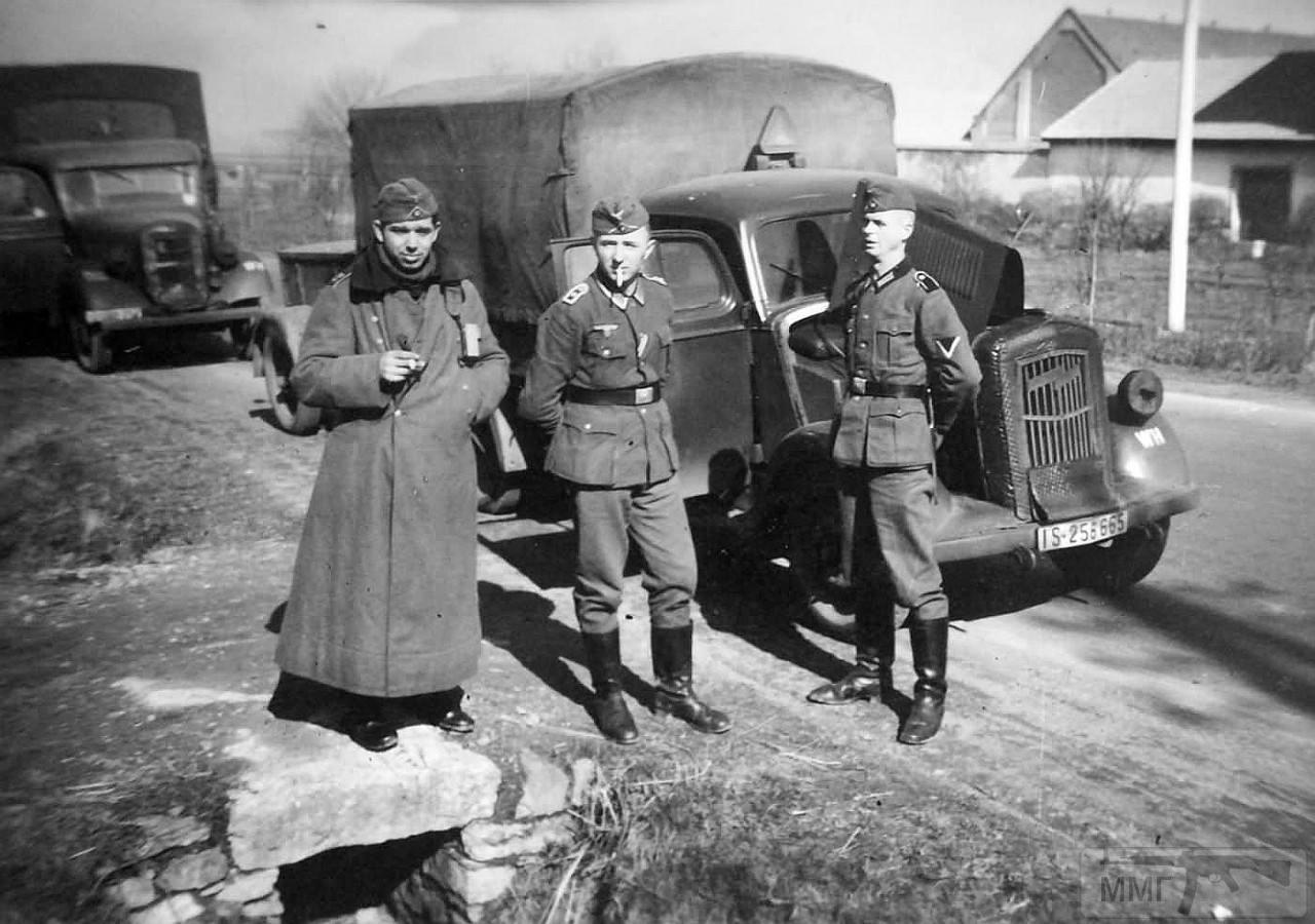 53450 - Грузовые и спец.автомобили Третьего рейха