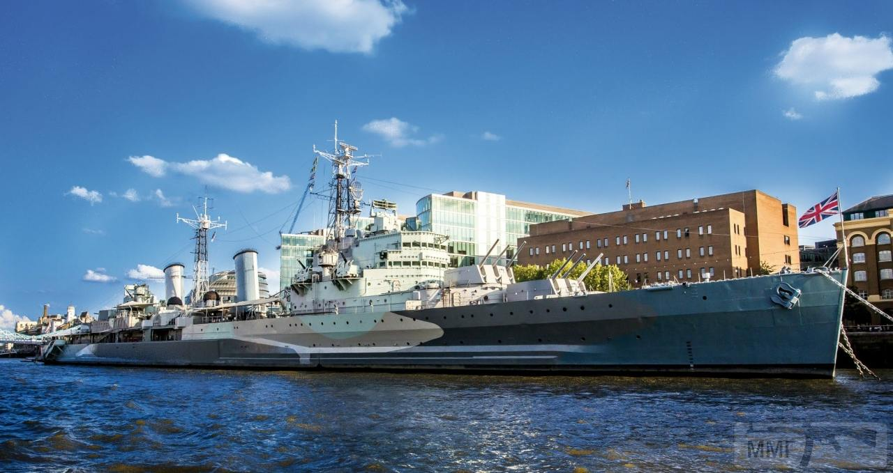 53458 - HMS Belfast