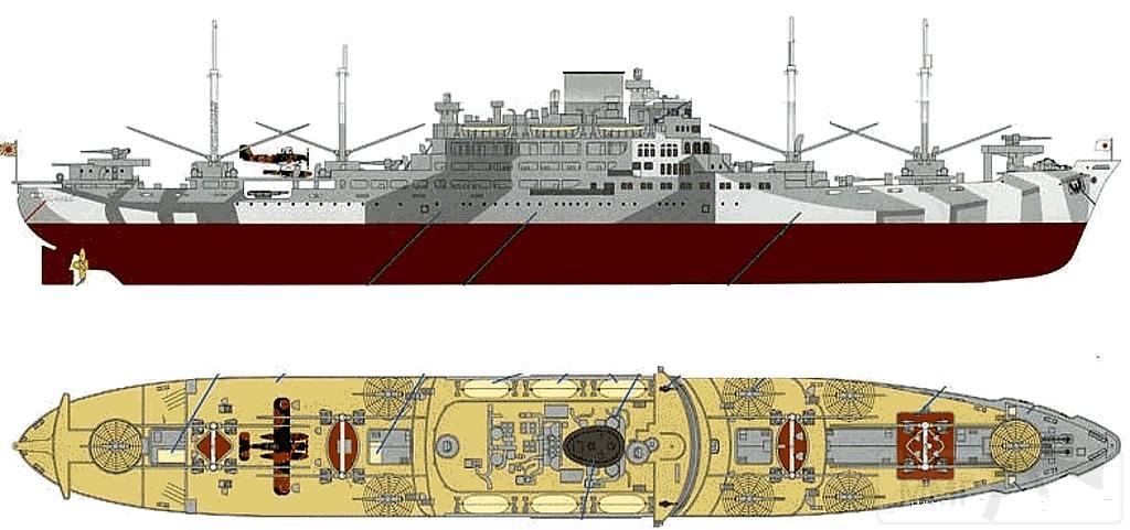 5351 - IJN Hokoku Maru