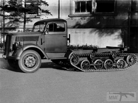 53683 - Грузовые и спец.автомобили Третьего рейха