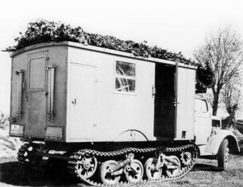 53684 - Грузовые и спец.автомобили Третьего рейха