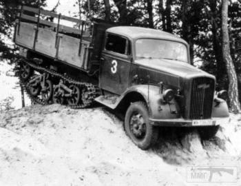 53685 - Грузовые и спец.автомобили Третьего рейха