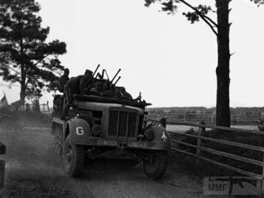 53686 - Грузовые и спец.автомобили Третьего рейха