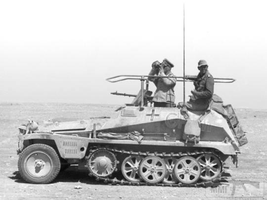 53689 - Грузовые и спец.автомобили Третьего рейха