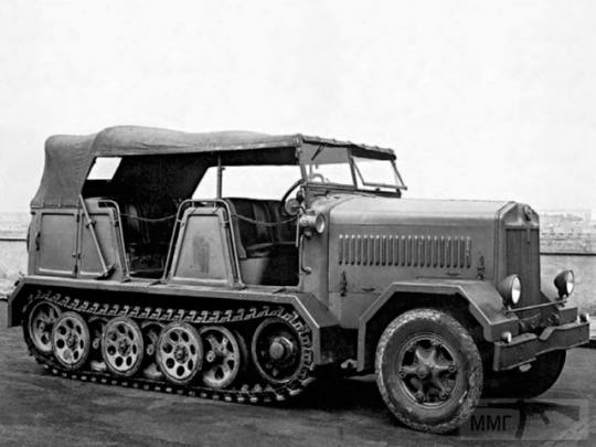 53694 - Грузовые и спец.автомобили Третьего рейха