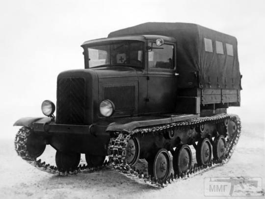 53698 - ГАЗ АА и его наследники.