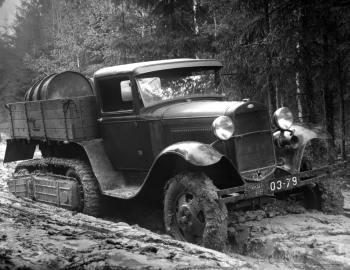 53703 - ГАЗ АА и его наследники.