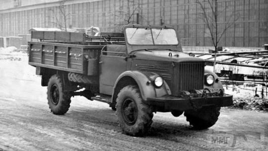 53770 - ГАЗ АА и его наследники.