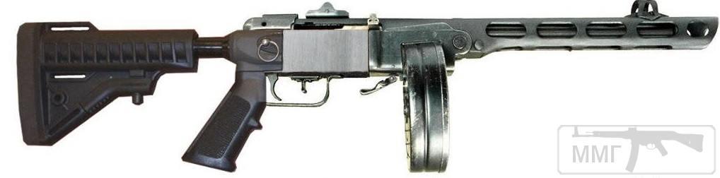 53829 - Редкие пистолет-пулемёты.