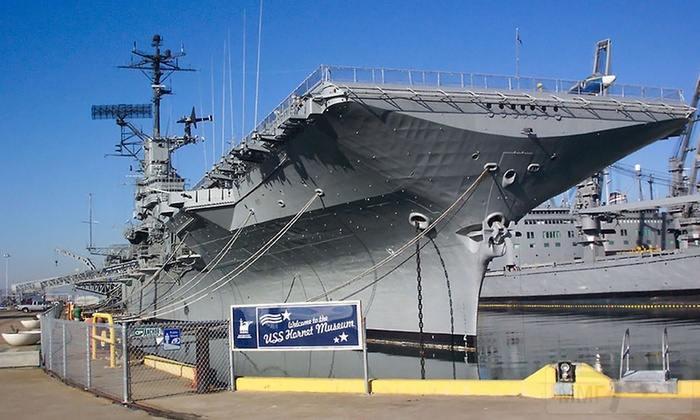 5385 - USS Hornet (CV-12) museum