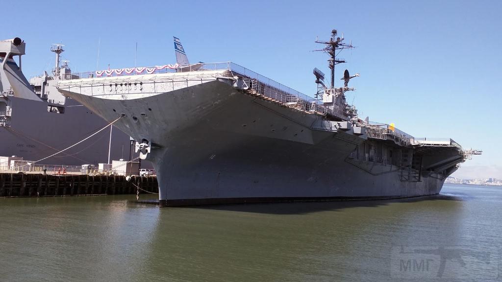 5387 - USS Hornet (CV-12) museum