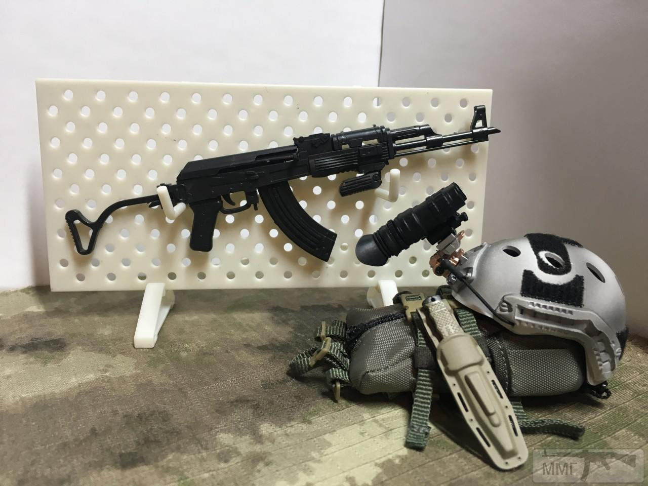 53979 - Макеты оружия/ модели 1:6