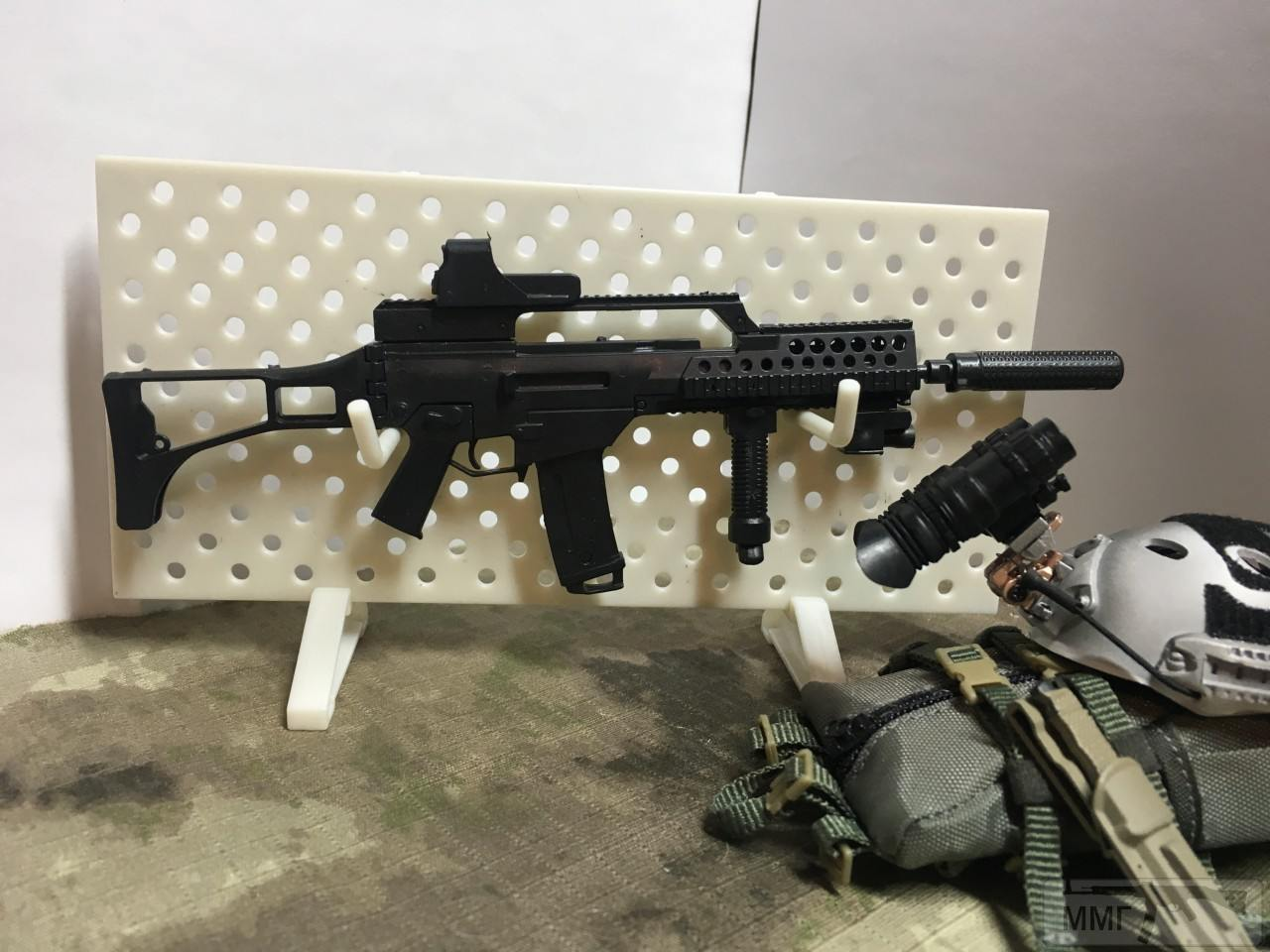 53981 - Макеты оружия/ модели 1:6