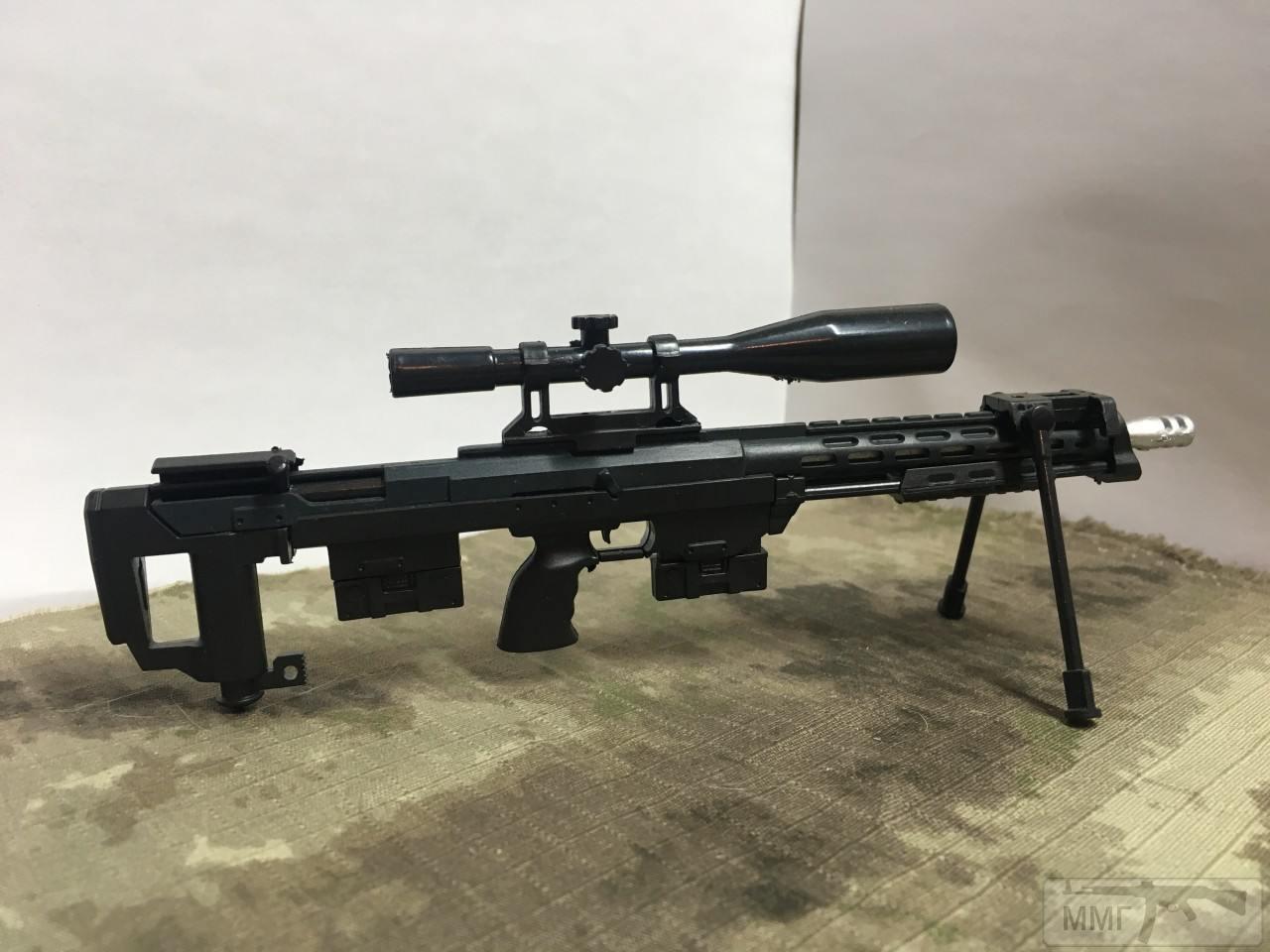 54012 - Макеты оружия/ модели 1:6