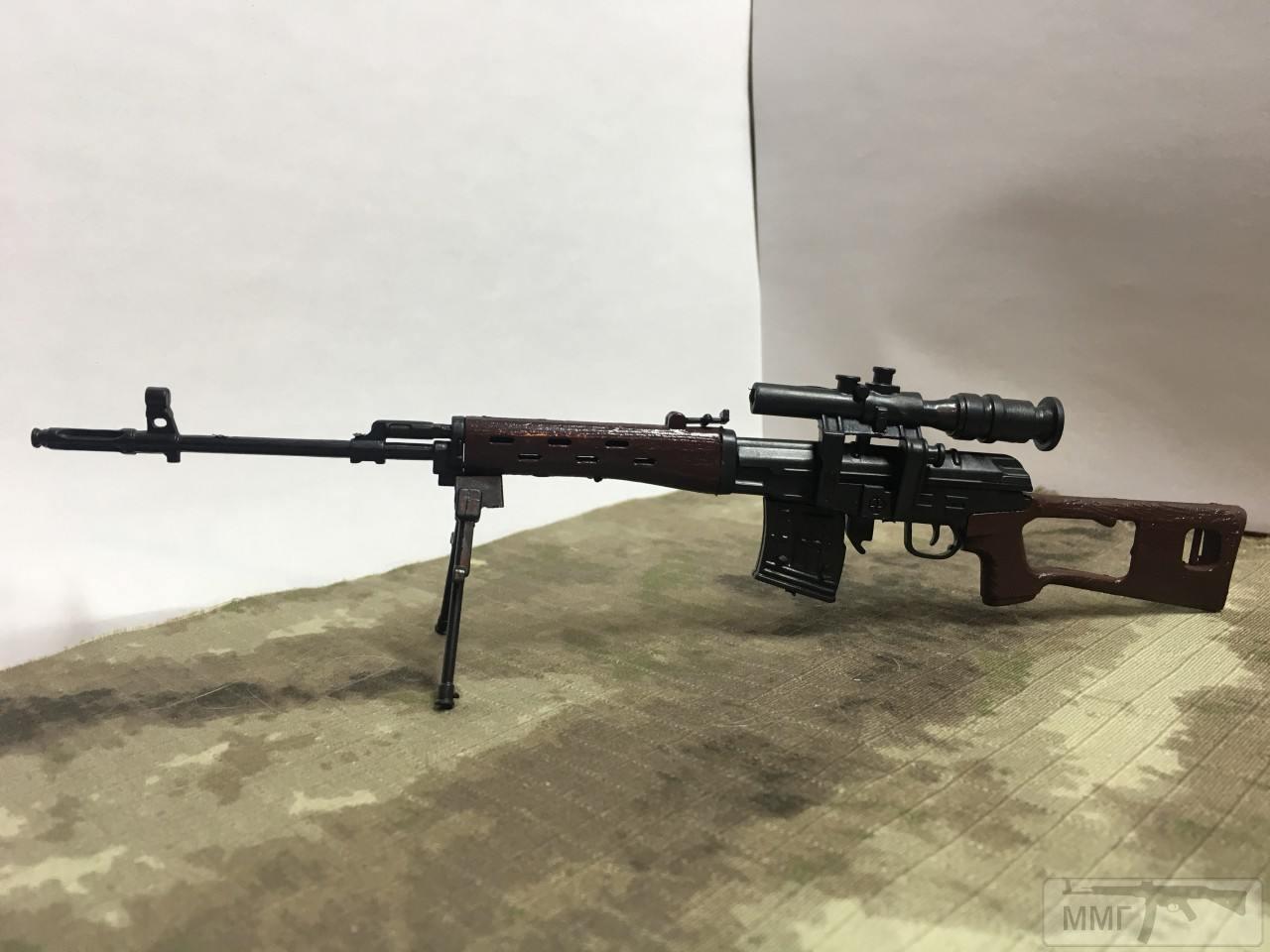 54015 - Макеты оружия/ модели 1:6
