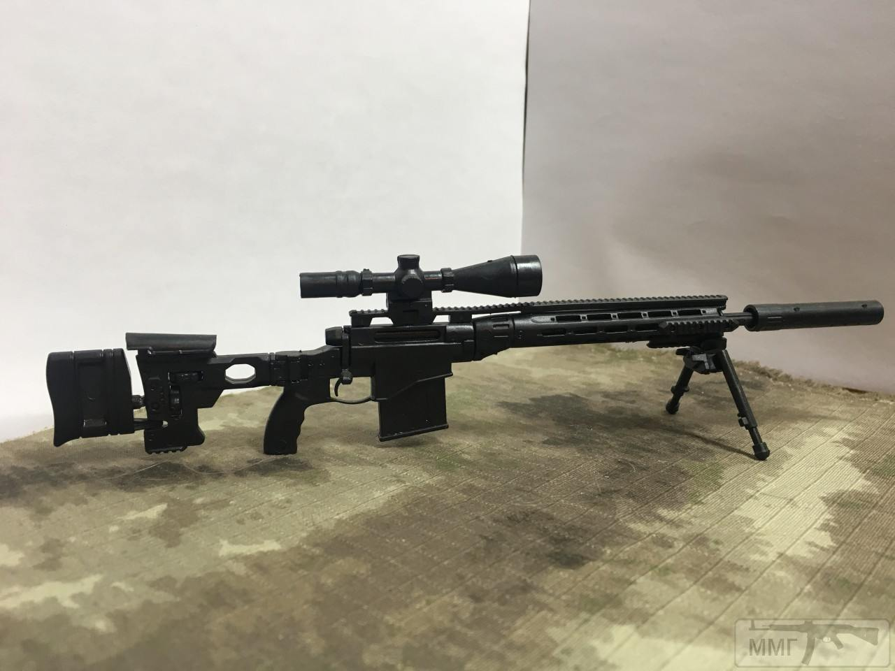 54016 - Макеты оружия/ модели 1:6