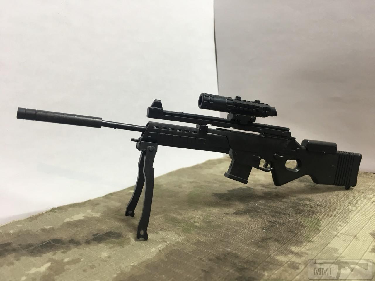54017 - Макеты оружия/ модели 1:6