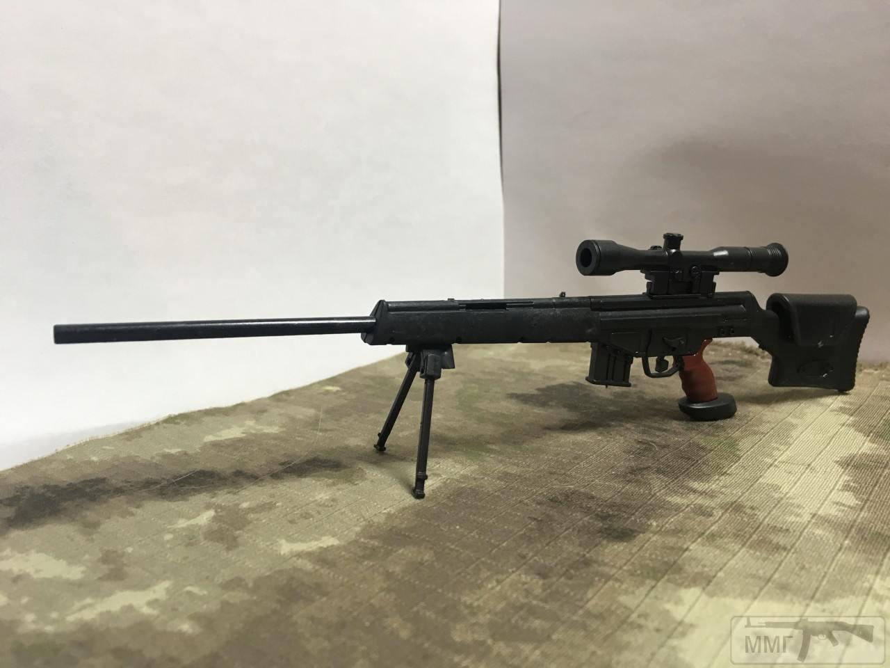 54033 - Макеты оружия/ модели 1:6