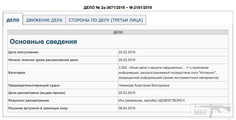 54039 - Роскомнадзор