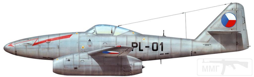 5417 - Немецкие самолеты после войны