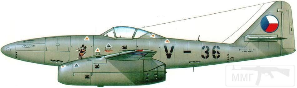 5418 - Немецкие самолеты после войны