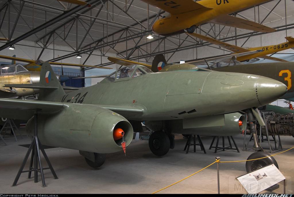 5419 - Немецкие самолеты после войны