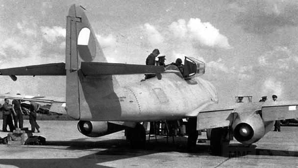 5420 - Немецкие самолеты после войны