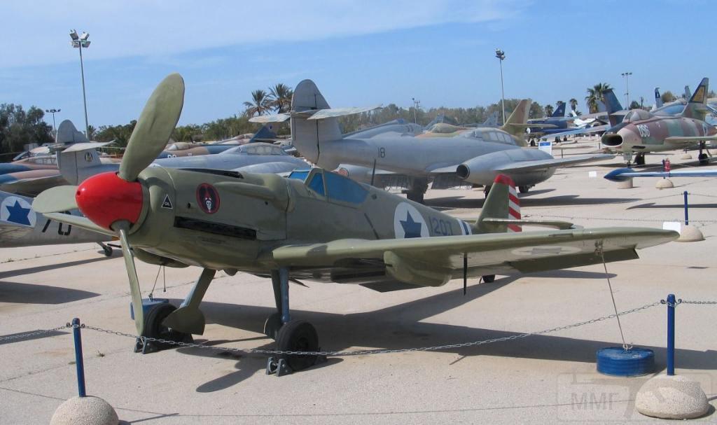 5423 - Немецкие самолеты после войны
