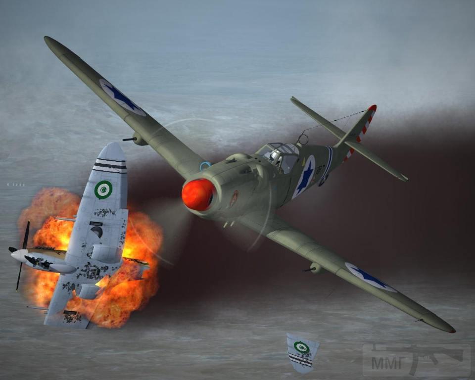 5425 - Немецкие самолеты после войны