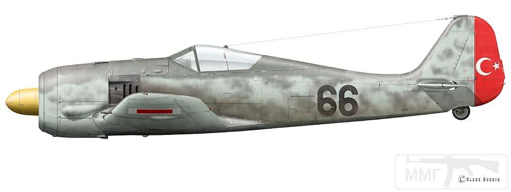 5427 - Немецкие самолеты после войны