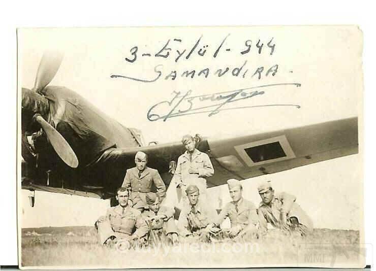 5429 - Немецкие самолеты после войны