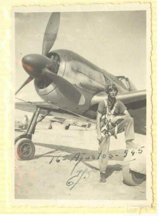 5430 - Немецкие самолеты после войны
