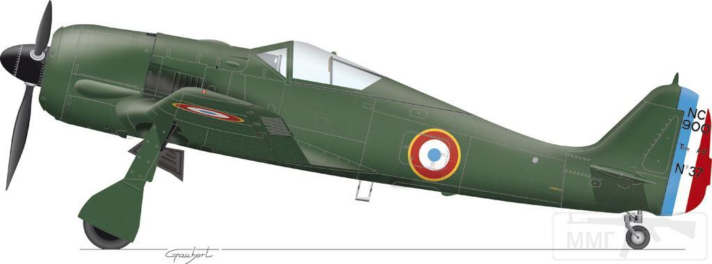 5435 - Немецкие самолеты после войны