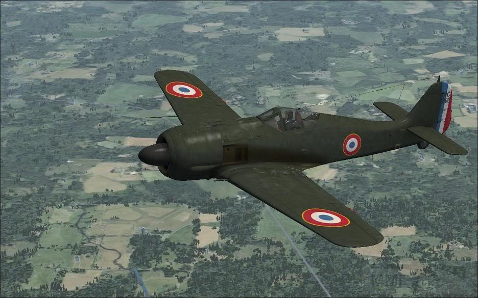 5439 - Немецкие самолеты после войны